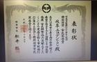羽島市民栄誉賞